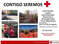 Foto 2 - Cruz Roja formará nuevos voluntarios