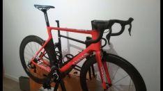 Bicicleta robada el 16 de agosto en la zona de la Carcel.