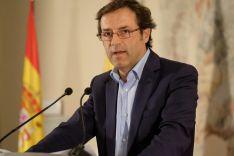 Director general de turismo, Javier Ramírez. /Junta