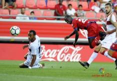 Foto 2 - Numancia 1 - Huesca 0 Premio merecido