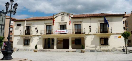 Casa Consistorial de San Leonardo de Yagüe