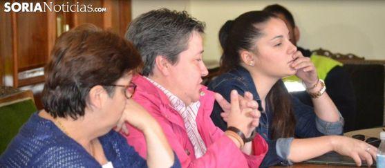 Pleno Ayuntamiento de San Leonardo de Yagüe