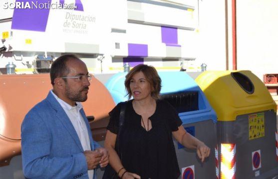 Contenedores Diputación de Soria