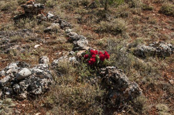 Lugar donde se supone se encuentra Abundio Andaluz. / ASRD