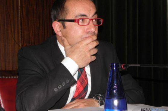 Luis Rey, presidente de la Diputación. / SN
