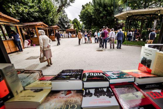 Imagen de la Feria del Libro de 2016. SN