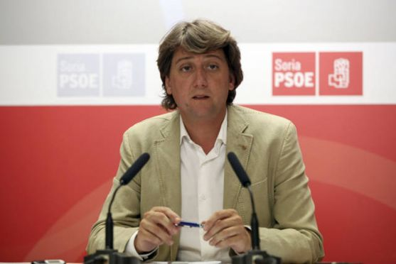 Carlos Martínez, secretario provincial PSOE. / SN
