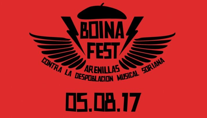 Cartel Boina Fest 2017.