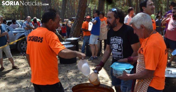 Mejillón 2017 en Cabrejas
