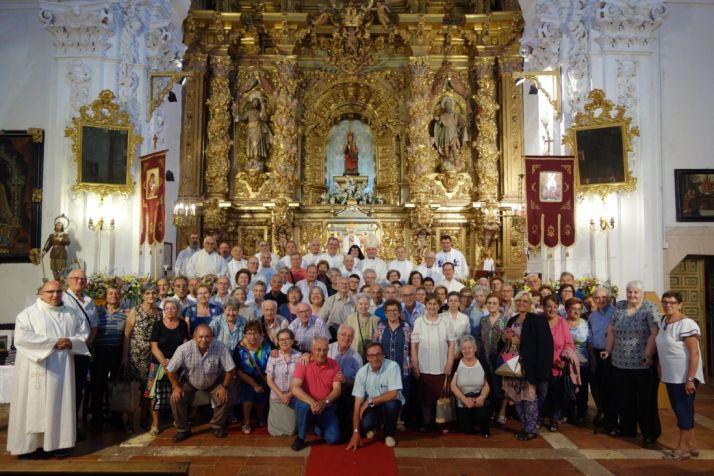 El Día del Misionero Soriano ha contado con la presencia del obispo.