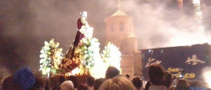 Bajada del Nazareno en Almazán