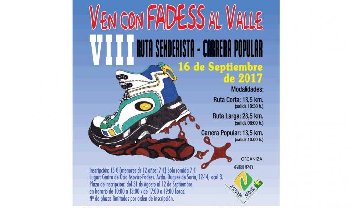 Foto 1 - El 31 abre el plazo para la ruta 'Ven con Fadess al Valle'