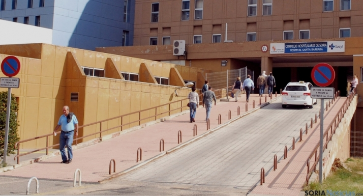 Foto 1 - Adjudicada la digitalización de las historias clínicas del Complejo Asistencial de Soria