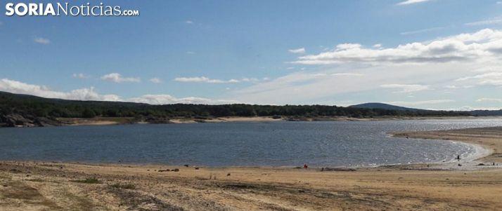 Imagen de la Playa Pita a comienzos de mes./SN