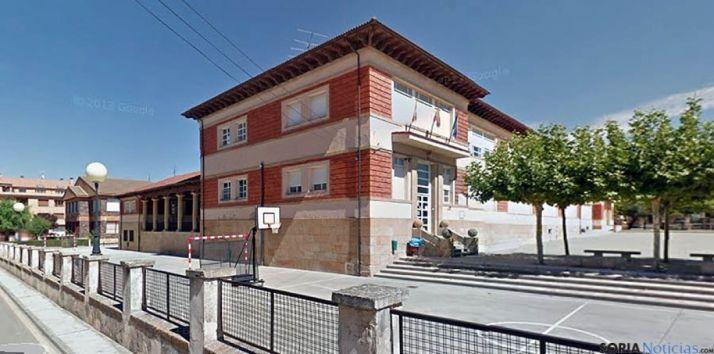 Colegio Manuel Ruiz Zorilla. / SN