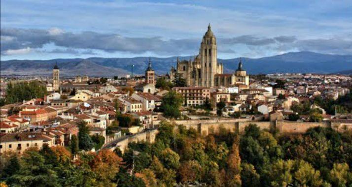 Vista de la ciudad castellano-leonesa.
