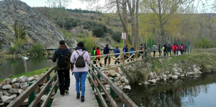 Foto 1 - Vuelven los Senderos del Duero este sábado