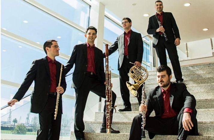 Quinteto Zoar Ensemble.
