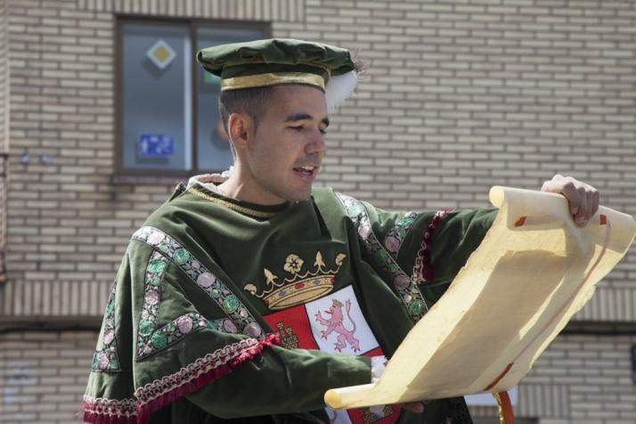 Fiestas de Covaleda / María Ferrer