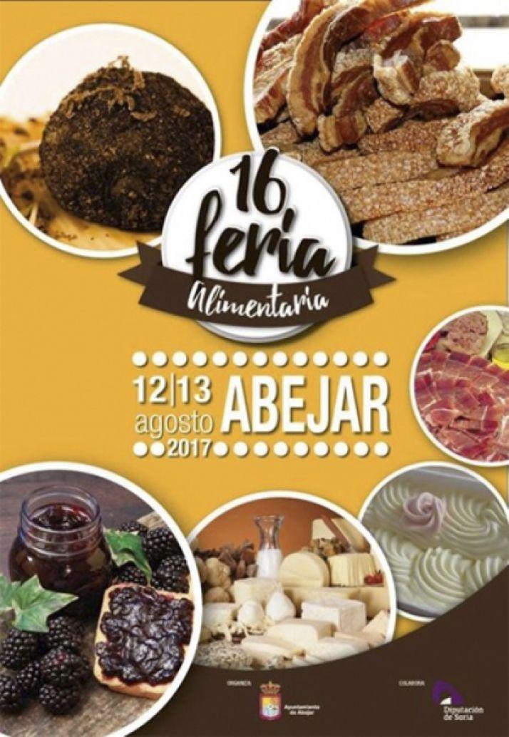 Foto 1 - Feria Alimentaria en Abejar