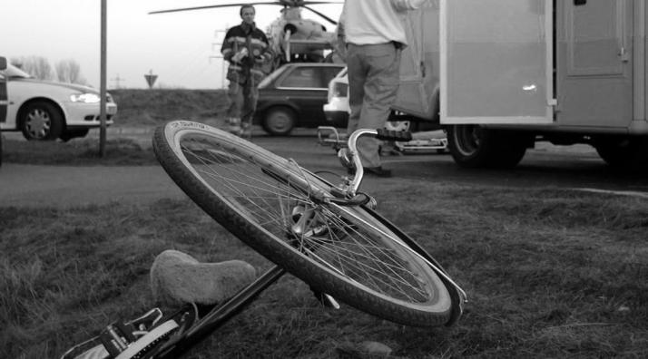 Foto 1 - Piden un mapa de tramos con siniestralidad para los ciclistas de CyL