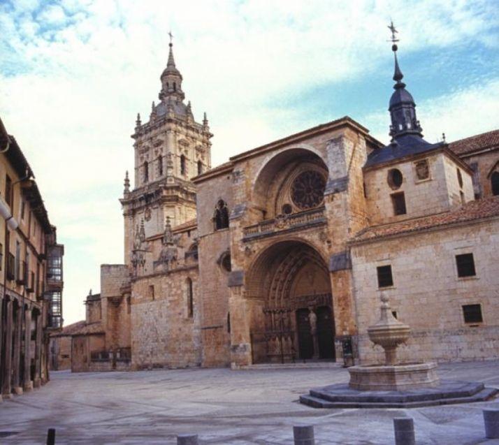 Catedral de El Burgo de Osma.