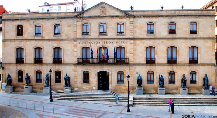 Foto 1 - La Diputación solicita una subvención a la Junta para contratar a dos personas con discapacidad