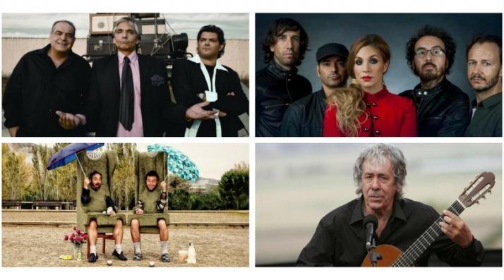 Foto 1 - 7 conciertos para este fin de semana en Soria ¿Cuál no quieres perderte?