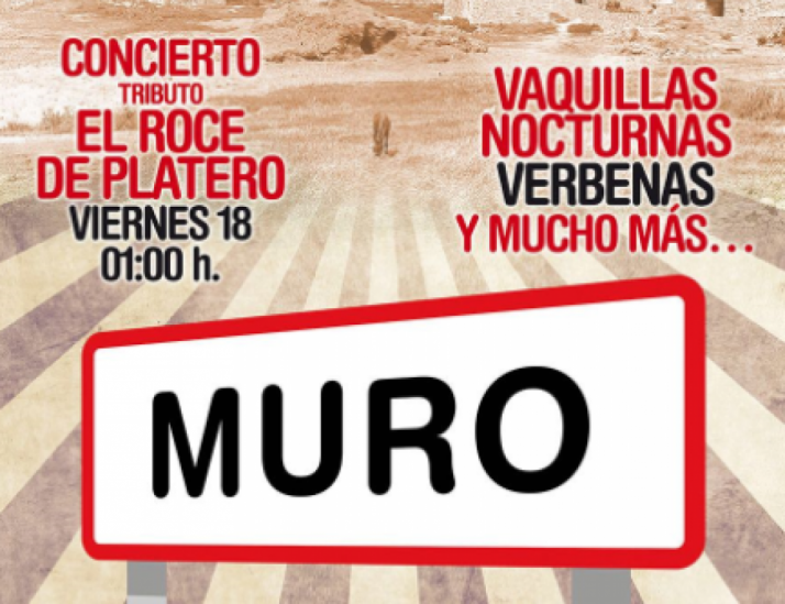Foto 1 - Las fiestas de Muro se celebran hasta el martes 22