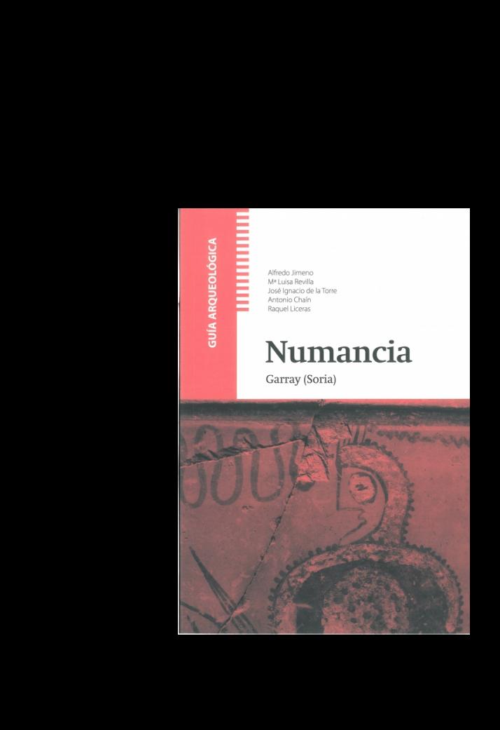 Nueva guía de Numancia/ JCyL