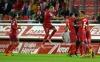 Foto 2 - El Numancia se permite soñar: gana con solvencia al Sporting y duerme líder