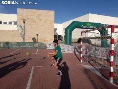 Soria celebra su primera Olimpiada Universitaria Joven IN