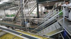 Imagen de las instalaciones de Nufri este lunes./SN