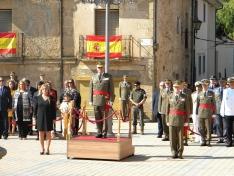Galería de imágenes de la celebración del 2150 aniversario de Numancia presidido por el J