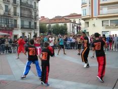 Foto 6 - Mariano Granados acoge una exhibición de boxeo y kick boxing