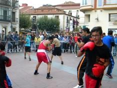 Foto 5 - Mariano Granados acoge una exhibición de boxeo y kick boxing