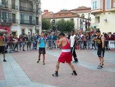 Foto 4 - Mariano Granados acoge una exhibición de boxeo y kick boxing