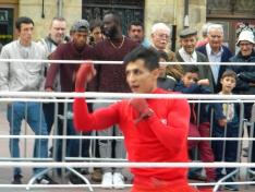Foto 3 - Mariano Granados acoge una exhibición de boxeo y kick boxing