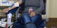 Un donante en una extracción./SN