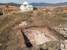 Imagen de los restos encontrados./AB