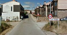 Entrada al barrio de Las Casas./GM