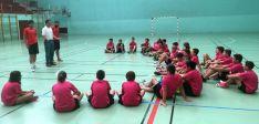 Campus deportivo este verano en El Burgo.