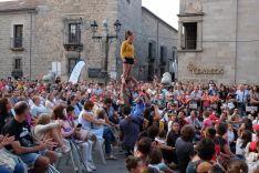 Foto 3 - La V edición del Festival Internacional de Circo de Castilla y León revalida su éxito