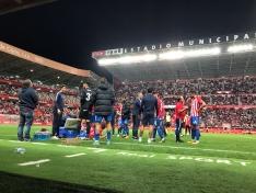 Foto 3 - El Numancia pasa a dieciseisavos de la Copa en los penaltis y se medirá a un Primera