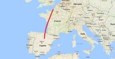 De Francia a Soria: El viaje de 900 km de la 'codorniz almazuleña'