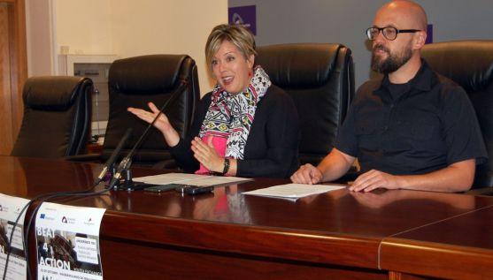 Judith Villar y Guillermo González. /Dip.