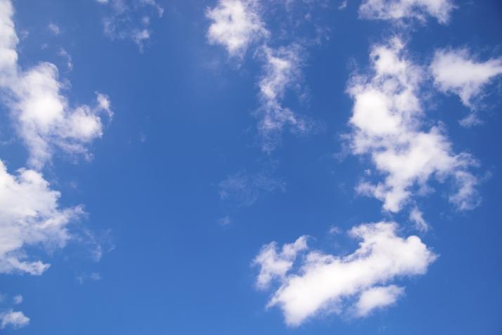 Foto 1 - Nubes altas y descenso de temperaturas