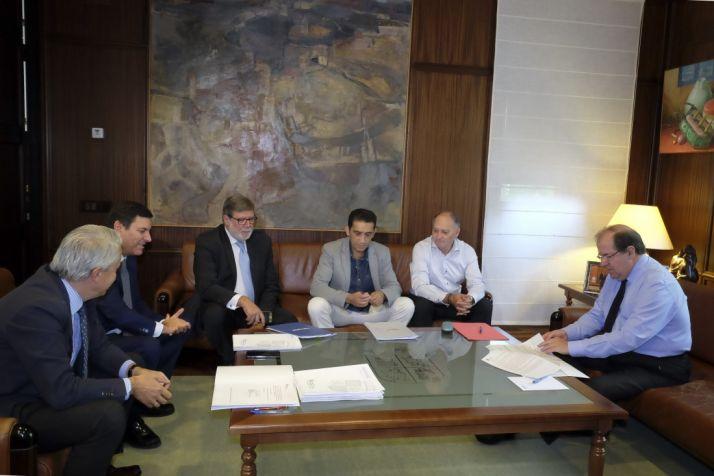 Reunión del Consejo del Diálogo Social de Castilla y León.