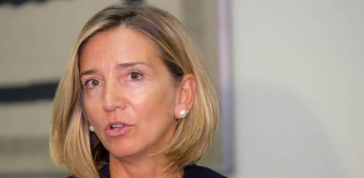 Alicia García, consejera de Familia e Igualdad este martes. /Jta.
