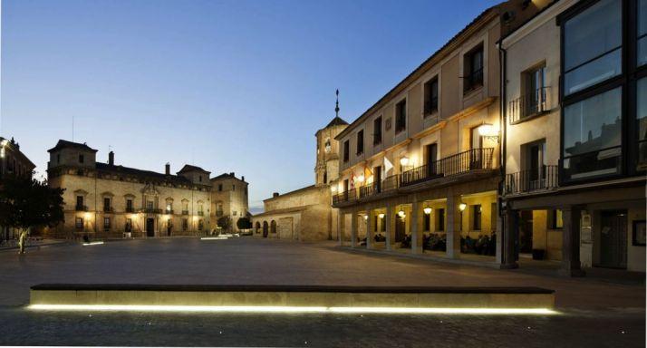 Plaza Mayor de Almazán./AA